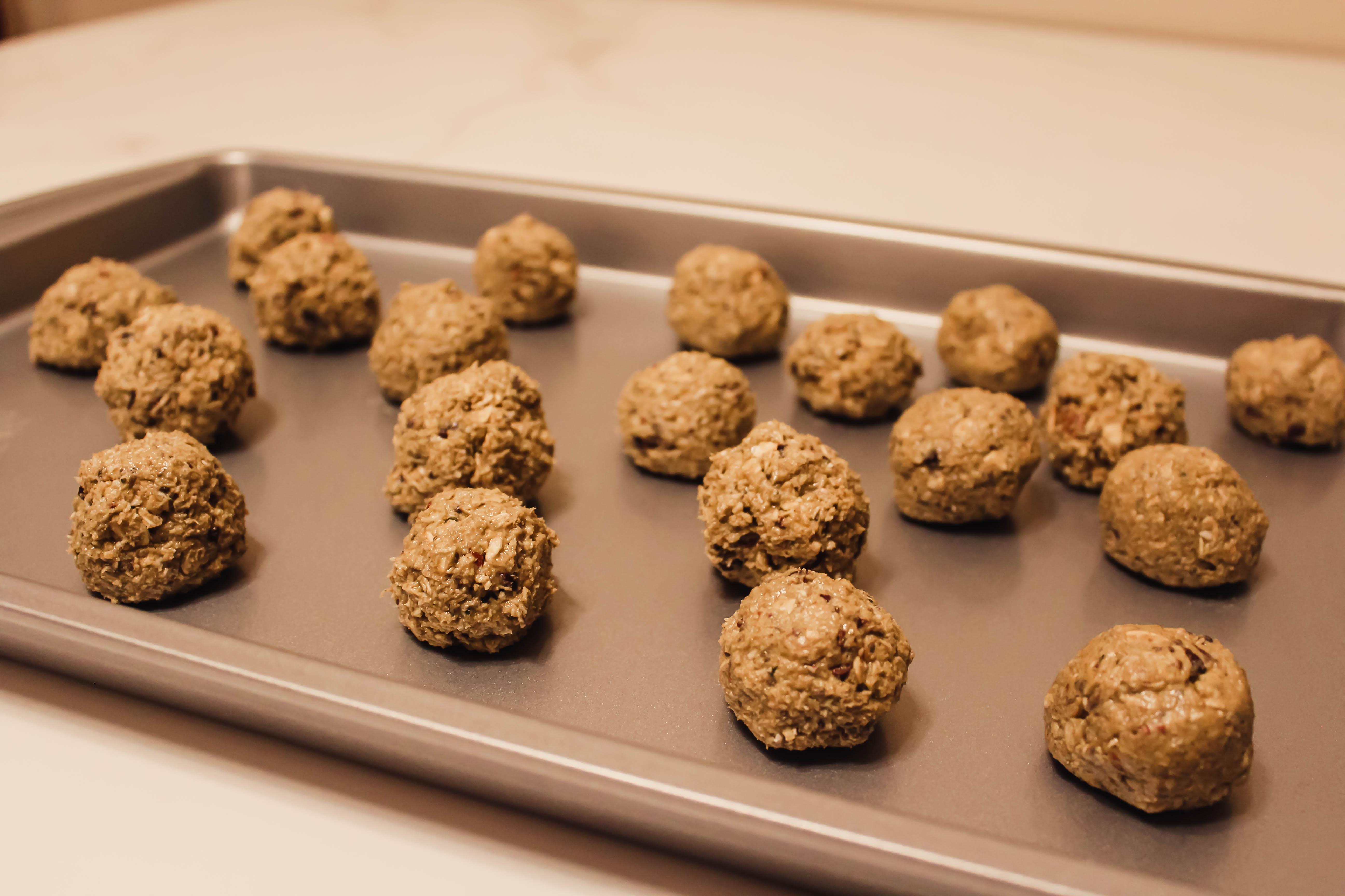 Superfood Protein Balls - Enlighten Life Recipe